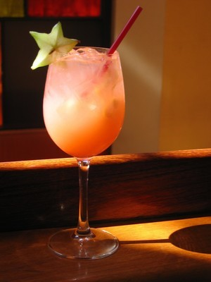 Cocktail 'Bellini'