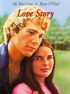 portada película love story