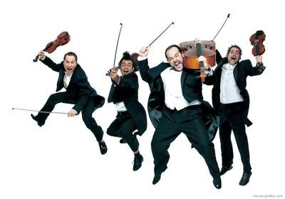 Cuarteto de cuerda Pagagnini