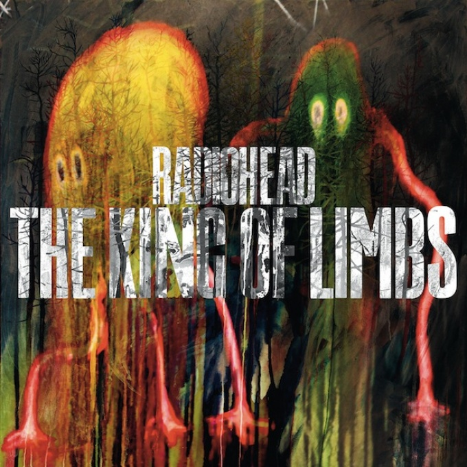 Radiohead. Cover The King of Limbs