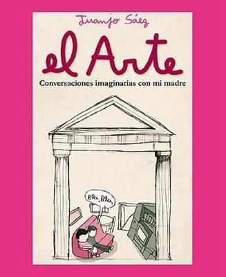 Portada de El arte, de Juanjo Sáez