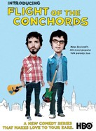 Bret McKenzie y Jemaine Clement son Flight of the Conchords