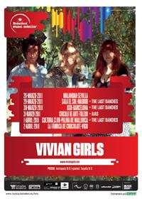 Vivian Girls, Heineken Music Selector