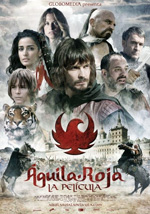 Cartel de Águila Roja: La película