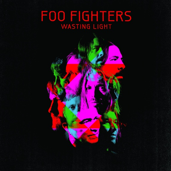 Cover de Wasting Light, nuevo disco de Foo Fighters