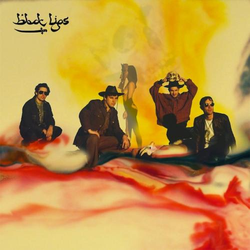 Black Lips, Arabia Mountain LP cover