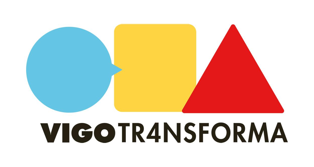 Logo del Vigo Transforma