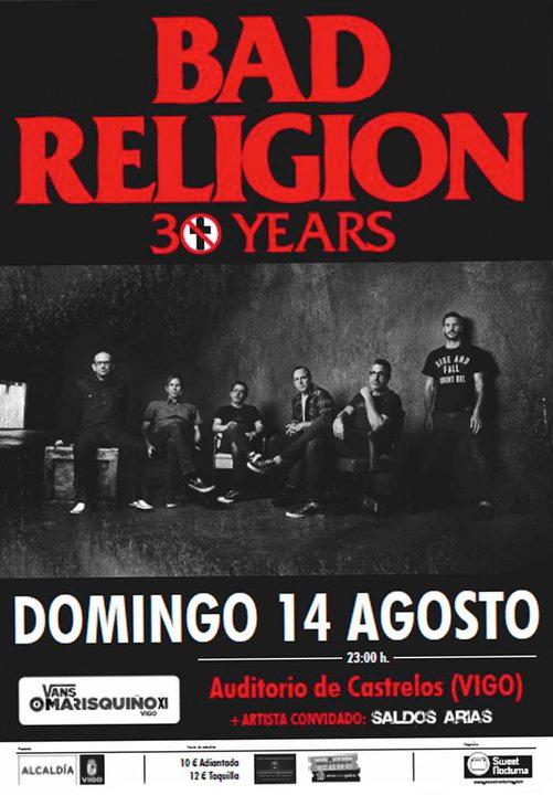Cartel Bad Religion