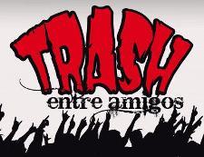 Logotipo trash entre amigos