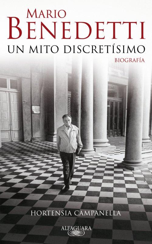 Portada Mario Benedetti, un mito discretísimo
