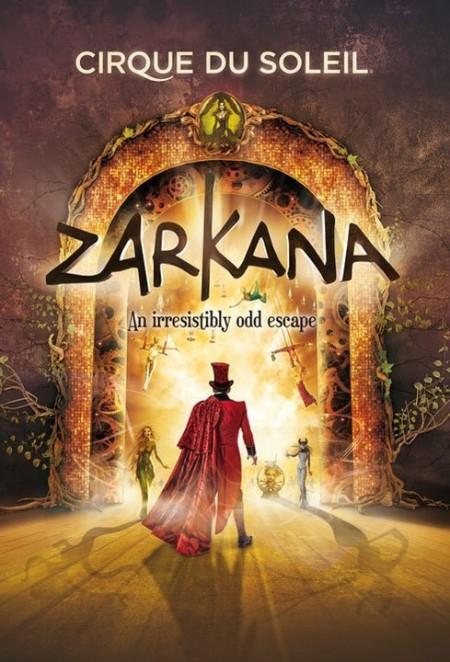 Una Nochevieja mágica con Zarkana