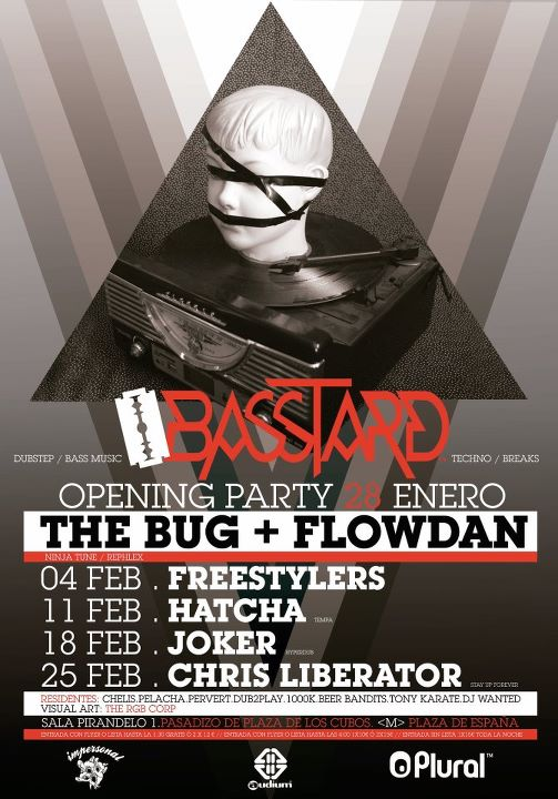 cartel de Basstard