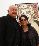 Don y Mera Rubell, coleccionistas de arte. Fuente: ABC.es