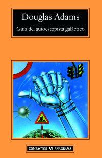 Portada Guía del Autoestopista Galáctico