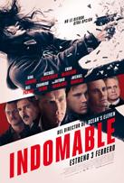 Cartel de la película 'Indomable'. Fuente: Blogs El País.