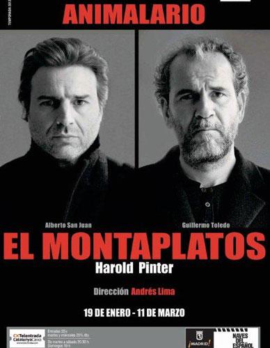 Cartel El Montaplatos