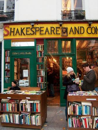 Portada de Shakespeare & Company