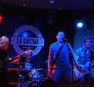 De izda a dcha, Lito (Bajo), Tommy (bateria), Rub3n (guitarra y voz), Hank (guitarra). Fuente: 3N