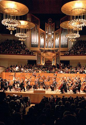 Orquesta Nacional en el Auditorio