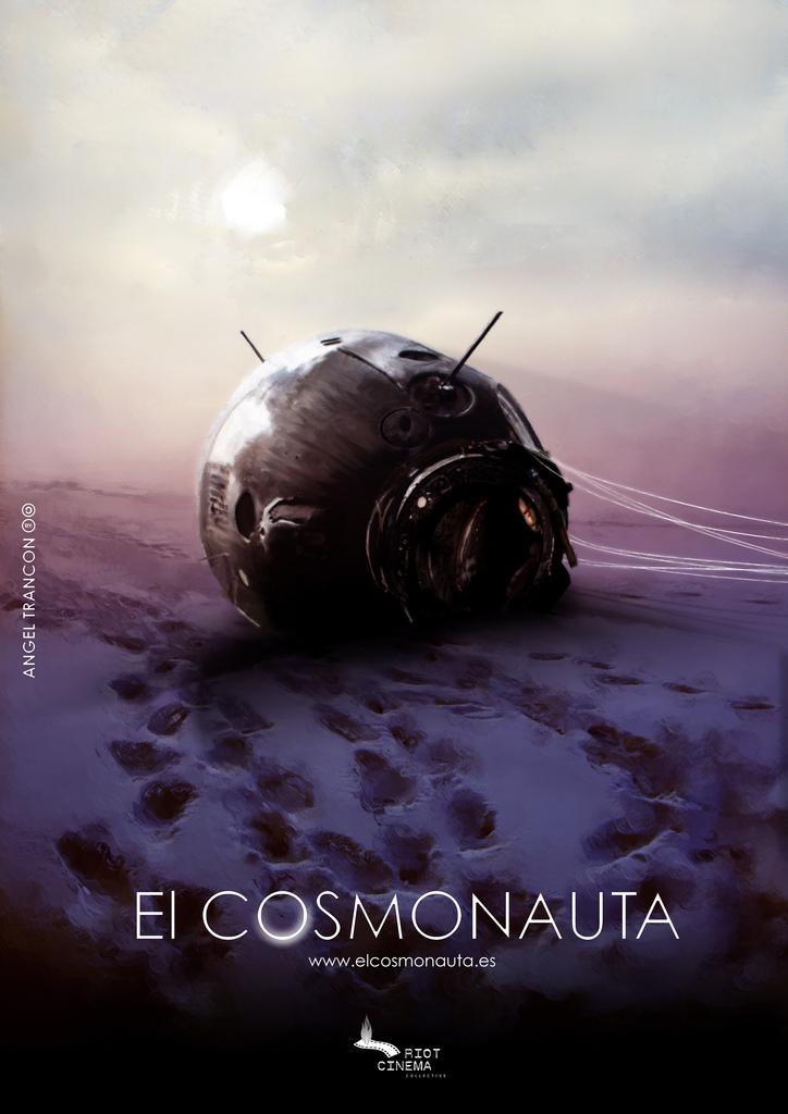 Cartel El Cosmonauta