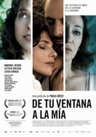 Cartel de 'De tu ventana a la mía'. Fuente: Amapola Films