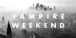 Urbanitas y vampiros, así se declaran Vampire Wekeend en el título de su inminente nuevo disco.
