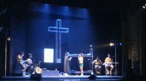 La llamada, en el Teatro Lara