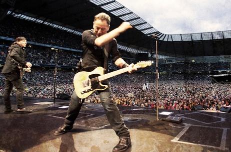 Bruce Springsteen, concierto