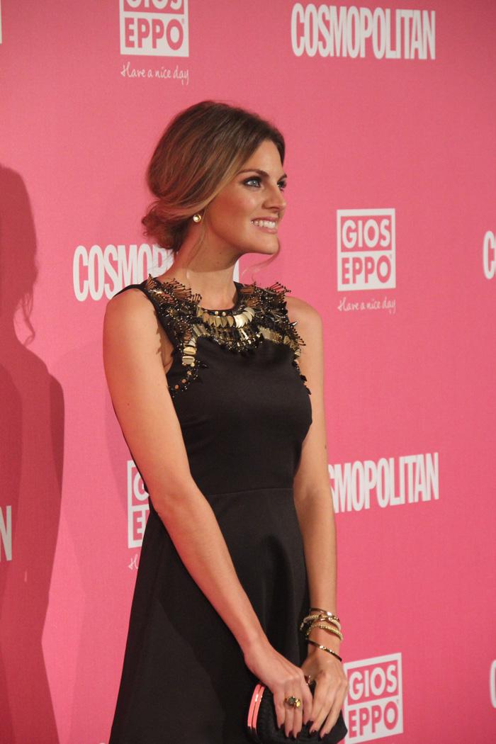 Amaia Salamanca en los Premios Cosmopolitan