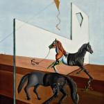 El domingo (Óscar Domínguez, 1935)