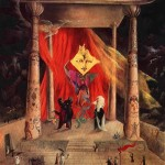 El templo de la palabra (Leonora Carrington, 1954)
