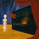 Nocturno (René Magritte, 1925)