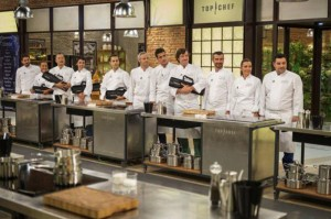 Concursantes de 'Top Chef', programa de Antena 3.