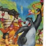 Cartel de El Libro de la Selva
