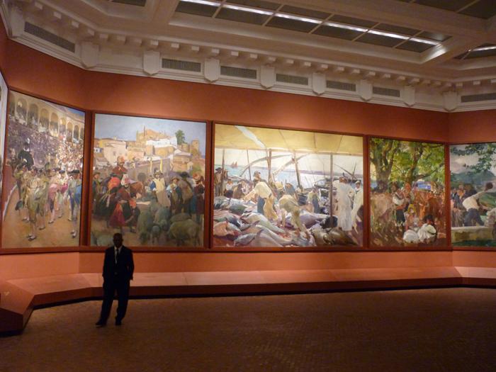La Hispanic Society, en Nueva York, es un lugar para disfrutar del arte, pero también de la soledad