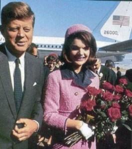 Los Kennedy antes del asesinato // CEDOC