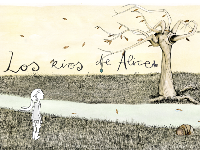 'Los Ríos de Alice' es el videojuego coproducido por Vetusta Morla.