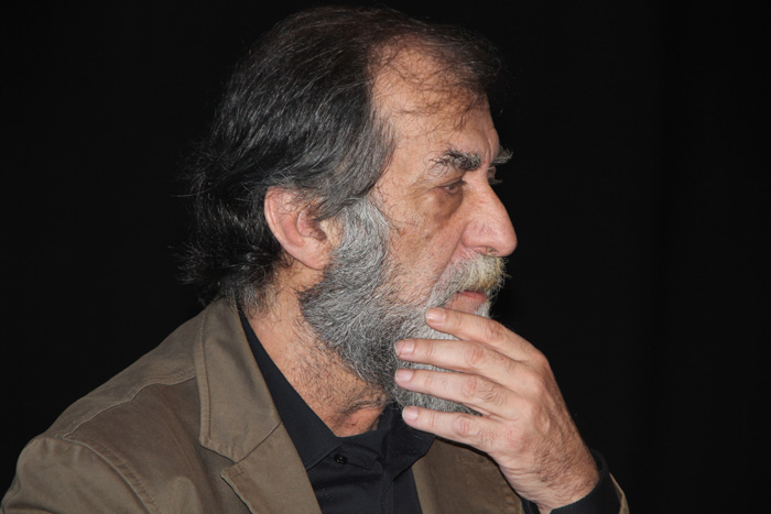 Actor Ramón Barea
