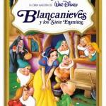 Cartel del Blancanieves y los siete enanitos