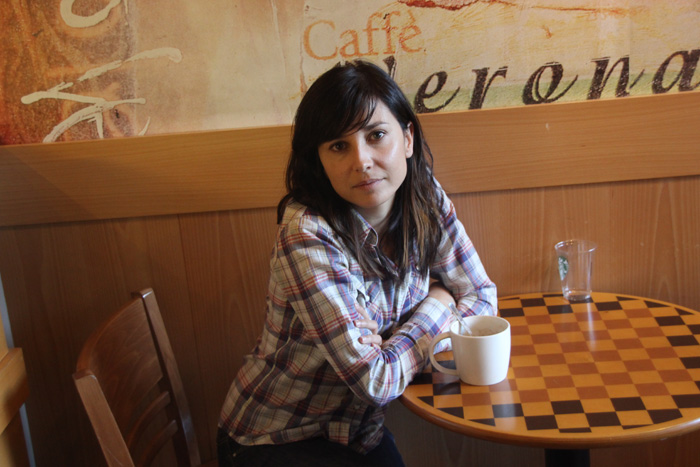 "Marian Álvarez, protagonista de ""La Herida"""