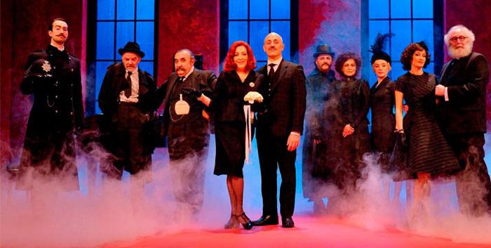 'Carlota', nueva obra en el Teatro María Guerrero