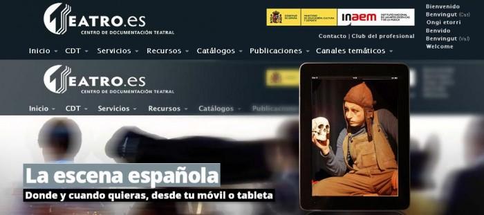 teatro.es