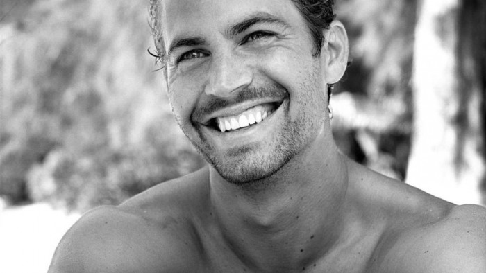 El fallecido actor Paul Walker
