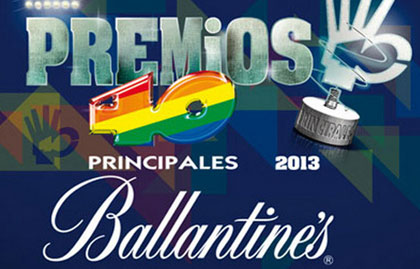 Logo Premios 40 Principales