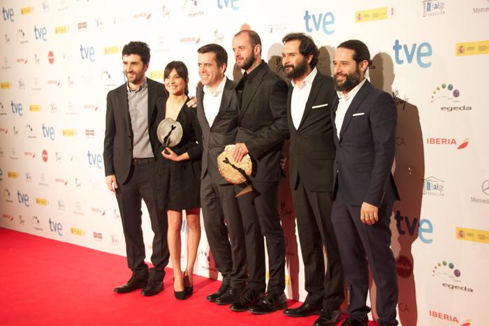 Ganadores Premios Forqué 2014