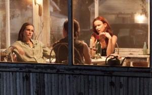 Julia Roberts y Juliette Lewis en una escena de 'Agosto: condado de Osage'