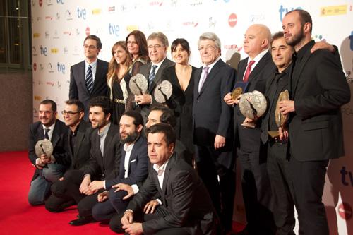 Ganadores de los Premios Forqué 2014