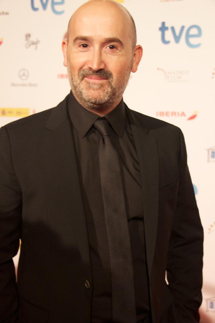 Javier Cámara en los Premios Forqué 2014