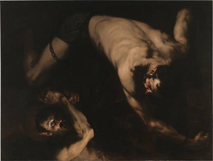 'Ixión' (José de Ribera, 1632)