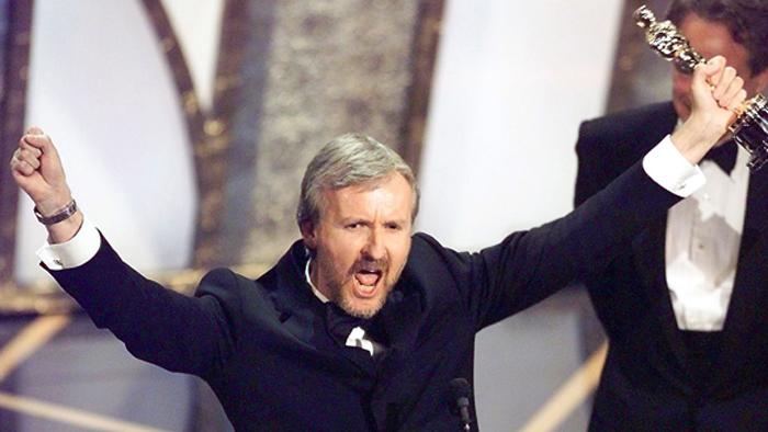 'Titanic', dirigida por James Cameron, es la película más premiada de la historia de los Oscar.